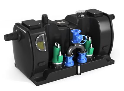 产品展示 中安智创环保科技(安徽)有限公司        双泵,可在集水坑内